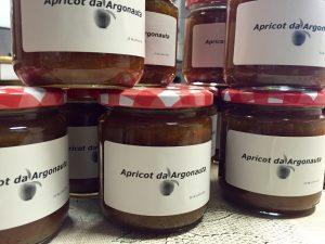 apricot da argonauta