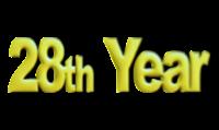 Celebrating 28 years